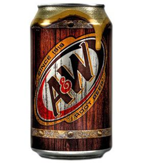 Root beer A-W